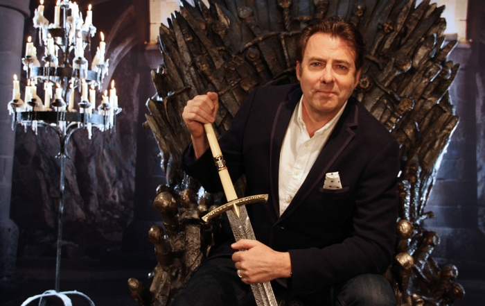 Jonathan Ross - Thronecast